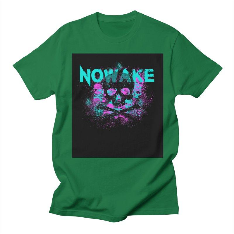 NOWAKE 2019 Girly Skull Men's Regular T-Shirt by NOWAKE's Artist Shop