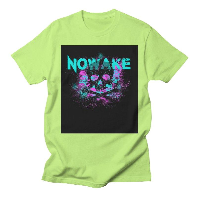 NOWAKE 2019 Girly Skull Women's Regular Unisex T-Shirt by NOWAKE's Artist Shop
