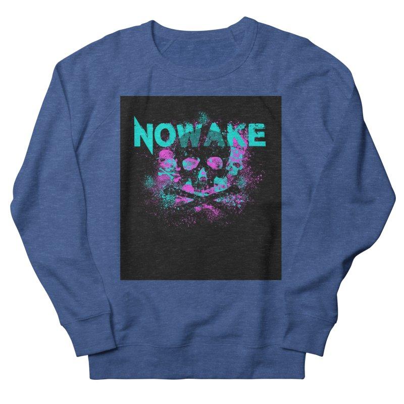 NOWAKE 2019 Girly Skull Men's Sweatshirt by NOWAKE's Artist Shop