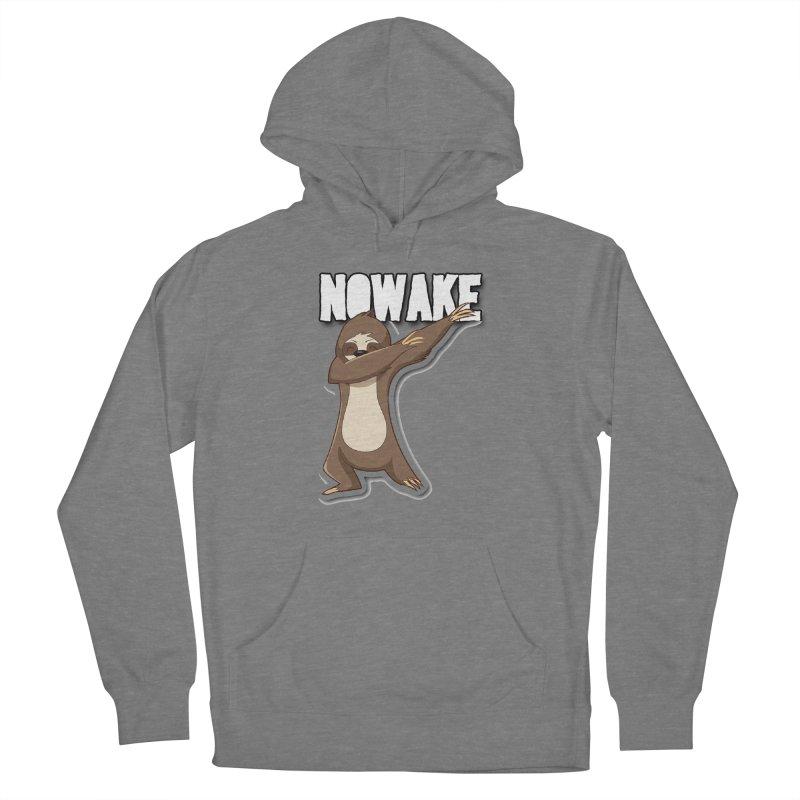 NOWAKE Dabbing Sloth Women's Pullover Hoody by NOWAKE's Artist Shop