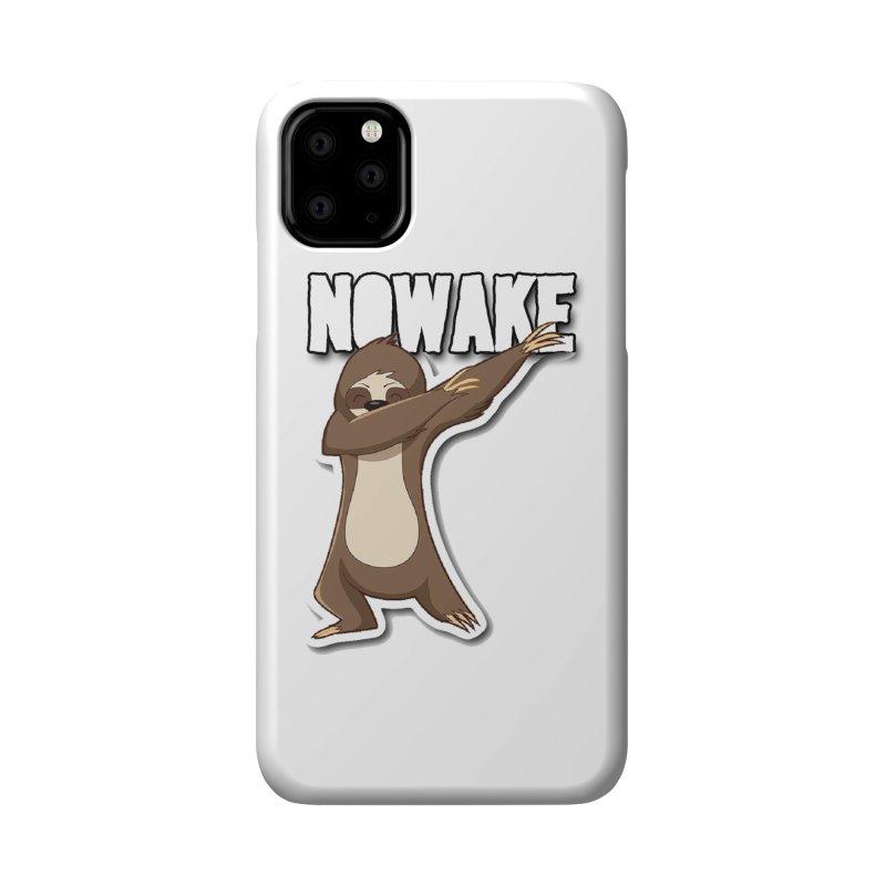 NOWAKE Dabbing Sloth Accessories Phone Case by NOWAKE's Artist Shop