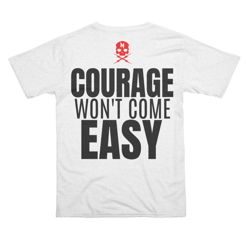 NOWAKE Courage (Range Design) Men's Cut & Sew by NOWAKE's Artist Shop