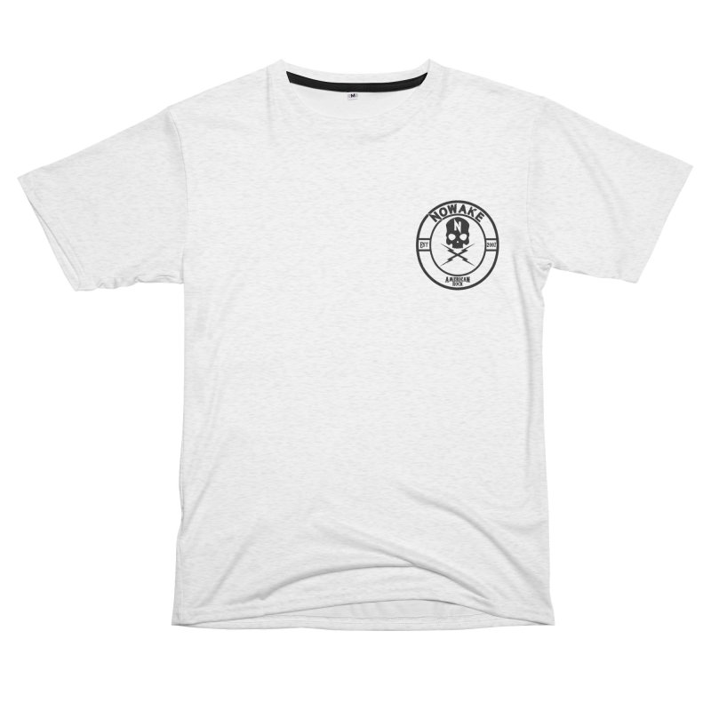 NOWAKE Courage (Range Design) Women's Unisex French Terry T-Shirt Cut & Sew by NOWAKE's Artist Shop