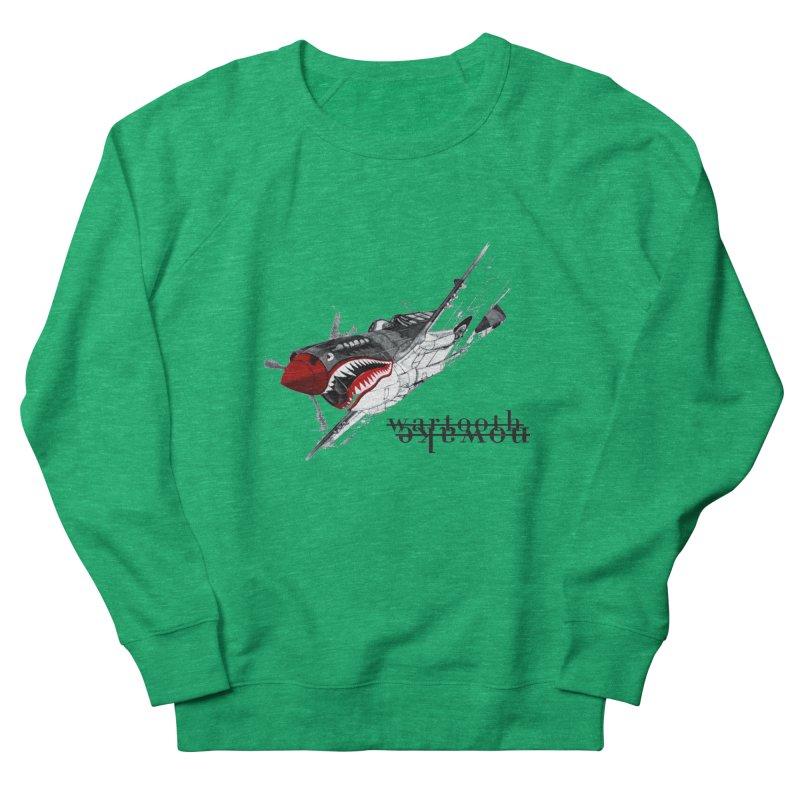 Warplane Women's Sweatshirt by NOWAKE's Artist Shop