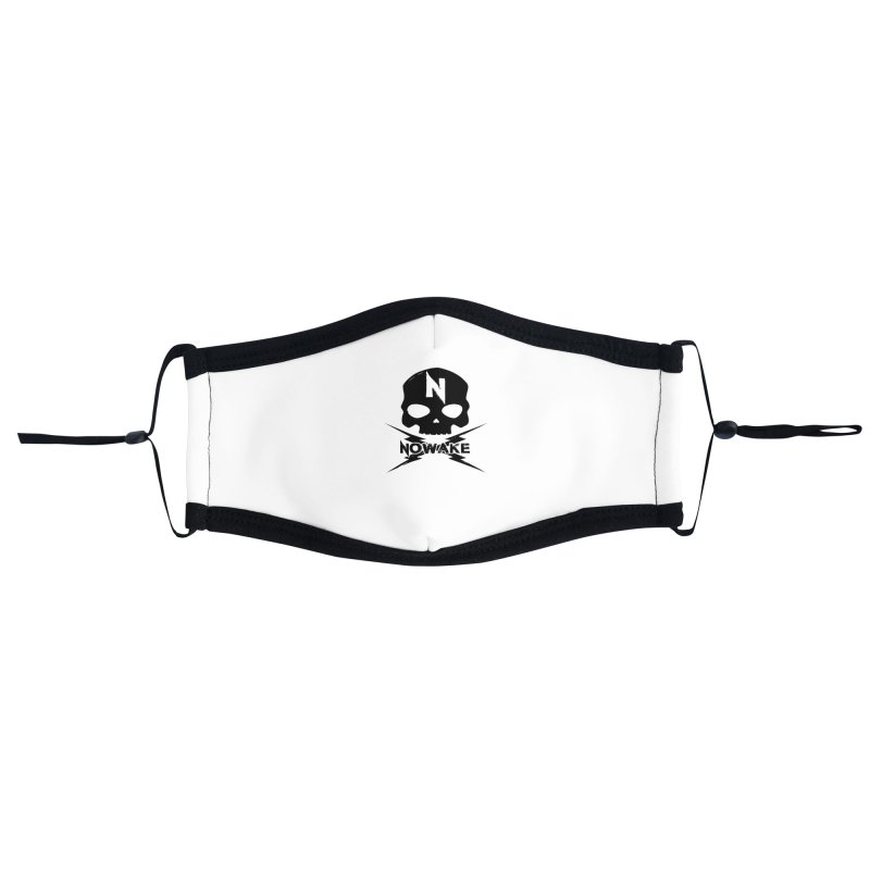 Skullage Accessories Face Mask by NOWAKE's Artist Shop