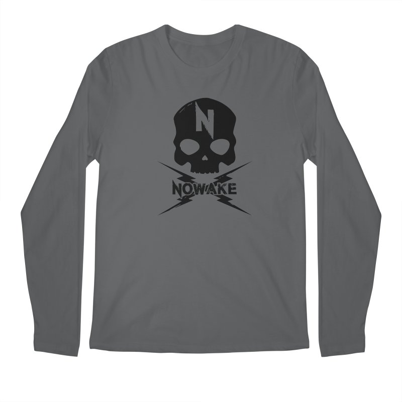 Skullage Men's Longsleeve T-Shirt by NOWAKE's Artist Shop