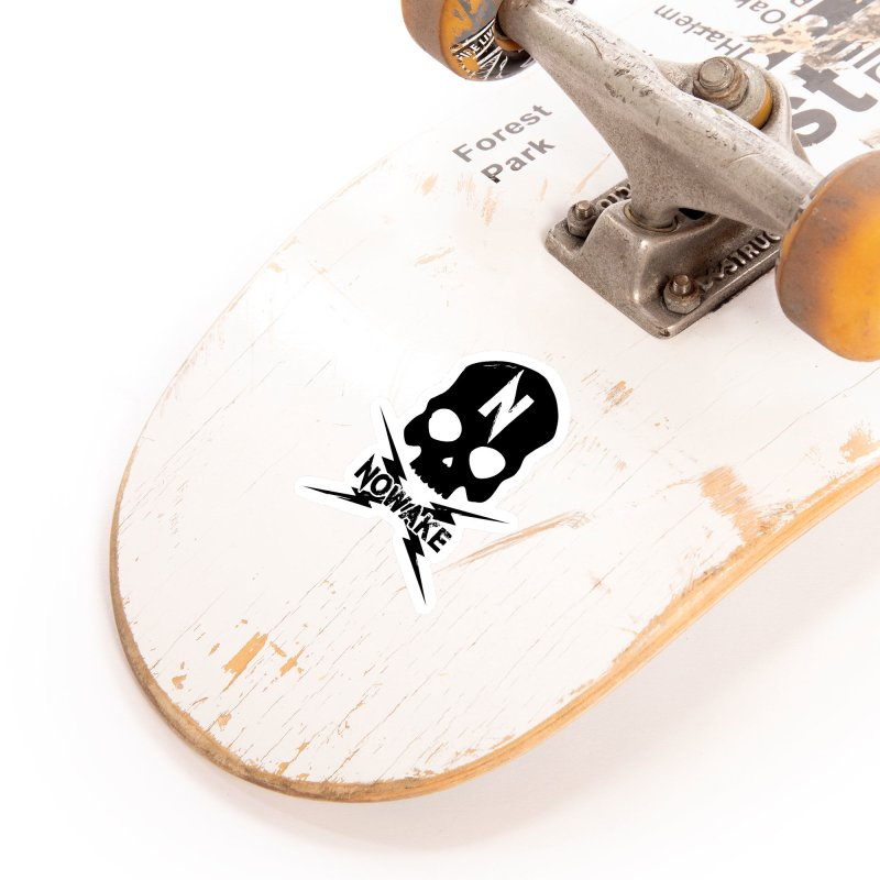Skullage Accessories Sticker by NOWAKE's Artist Shop