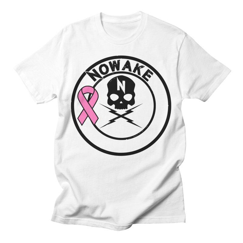 NOWAKE BCA Skull Logo Men's T-Shirt by NOWAKE's Artist Shop