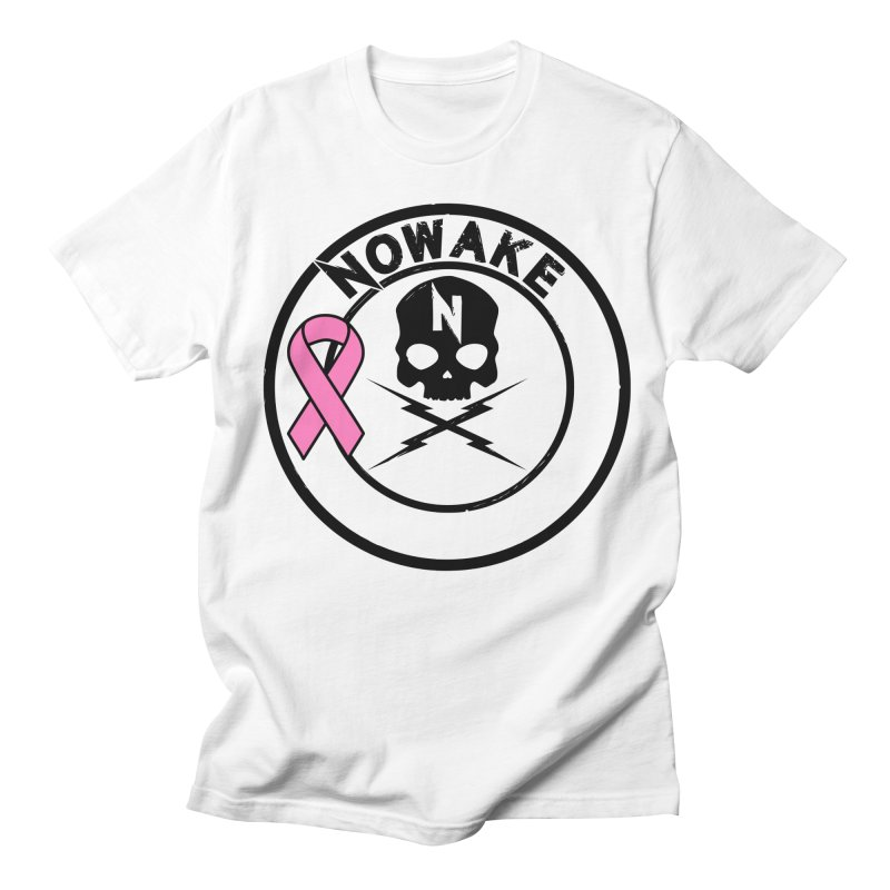 NOWAKE BCA Skull Logo Men's T-Shirt by NOWAKE's Artist Shop
