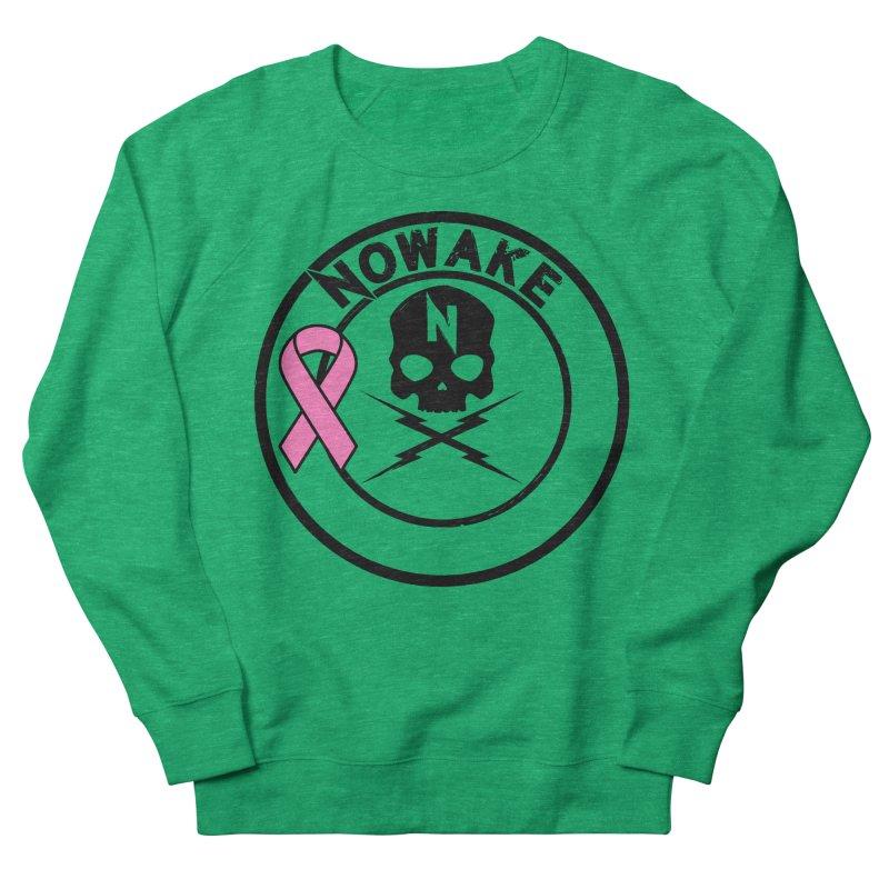 NOWAKE BCA Skull Logo Women's Sweatshirt by NOWAKE's Artist Shop