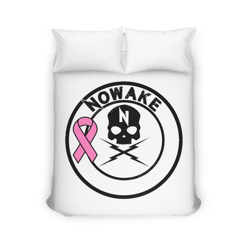 NOWAKE BCA Skull Logo Home Duvet by NOWAKE's Artist Shop