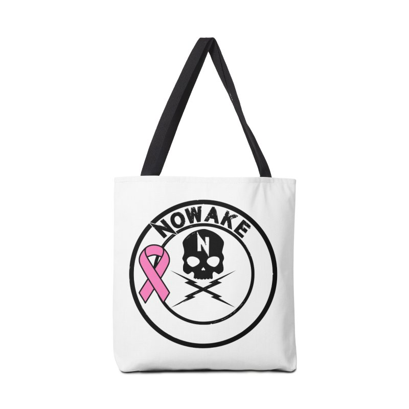 NOWAKE BCA Skull Logo Accessories Tote Bag Bag by NOWAKE's Artist Shop