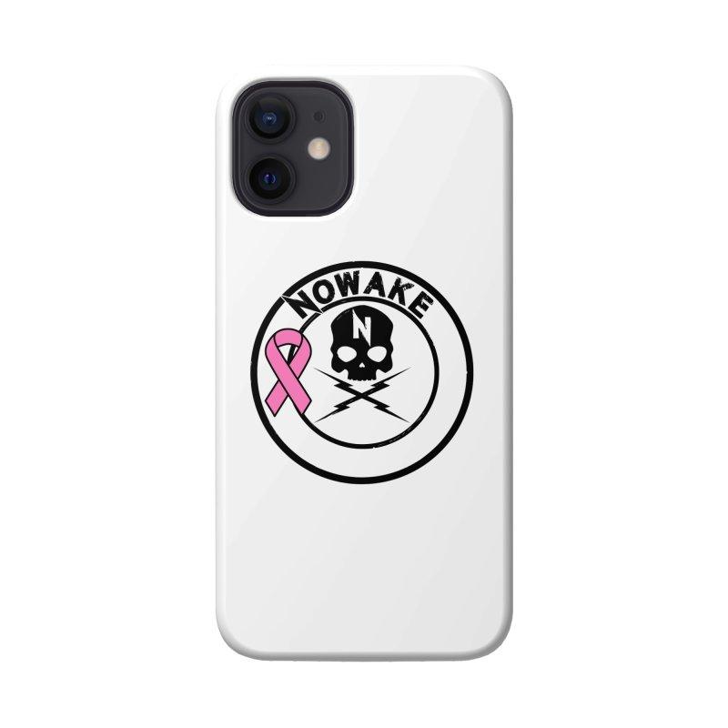 NOWAKE BCA Skull Logo Accessories Phone Case by NOWAKE's Artist Shop