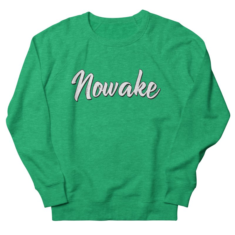 NOWAKE Sketch Design Women's Sweatshirt by NOWAKE's Artist Shop