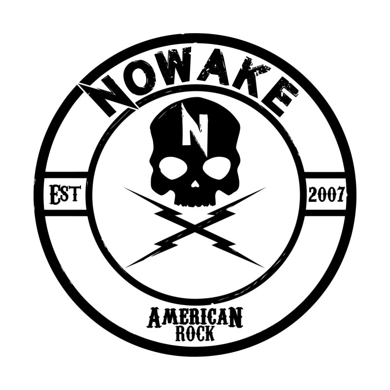 NOWAKE American Rock (in black) by NOWAKE's Artist Shop