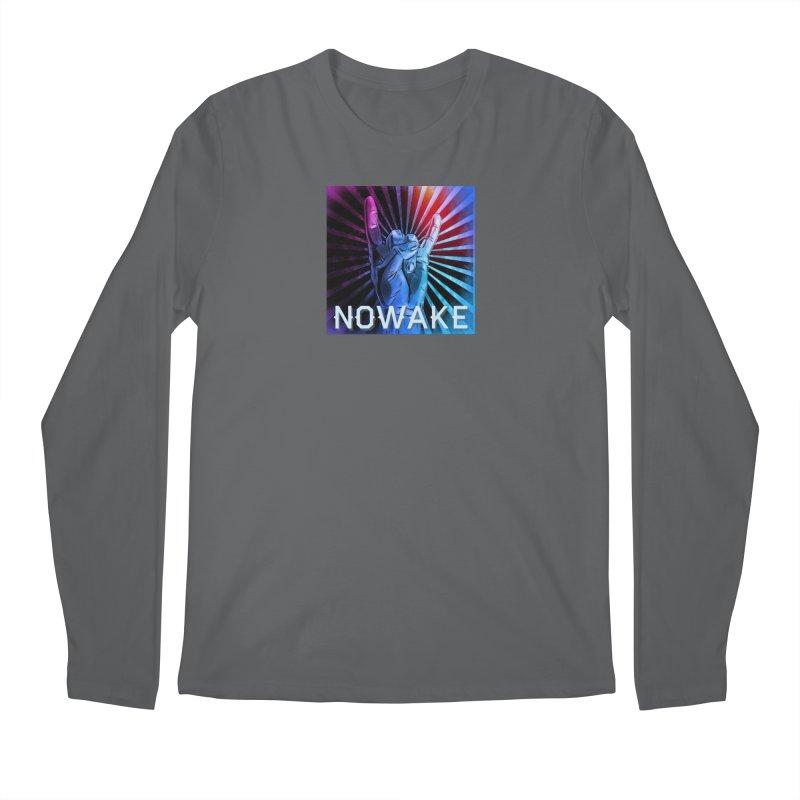 Horns Up 2019 Men's Longsleeve T-Shirt by NOWAKE's Artist Shop
