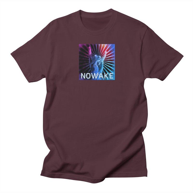 Horns Up 2019 Men's T-Shirt by NOWAKE's Artist Shop
