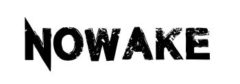 NOWAKE's Artist Shop Logo