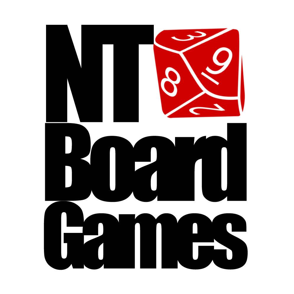 NTBoardGames Store Logo