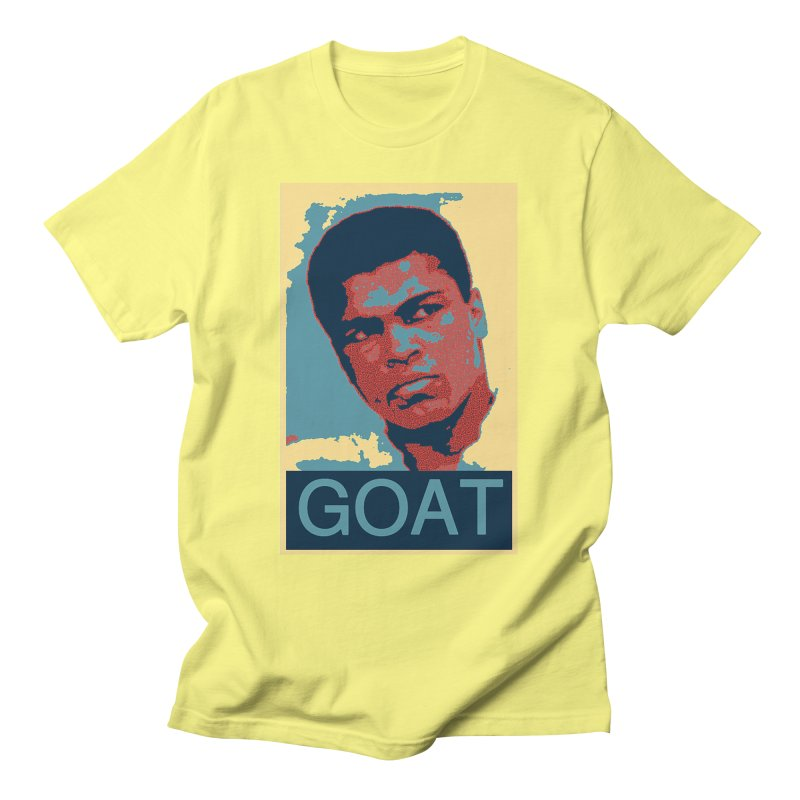 G.O.A.T. Men's T-Shirt by NY Fights