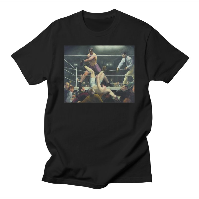 Art of Boxing Men's T-Shirt by NY Fights