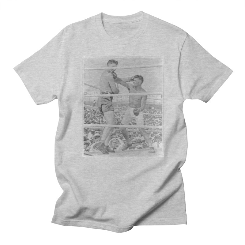1919 in Men's Regular T-Shirt Heather Grey by NY Fights