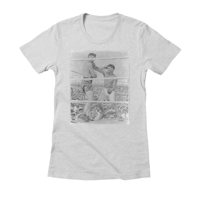 1919 Women's T-Shirt by NY Fights
