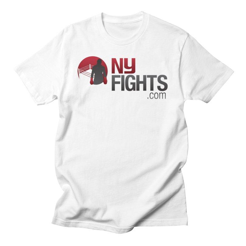 NY FIGHTS Men's T-Shirt by NY Fights