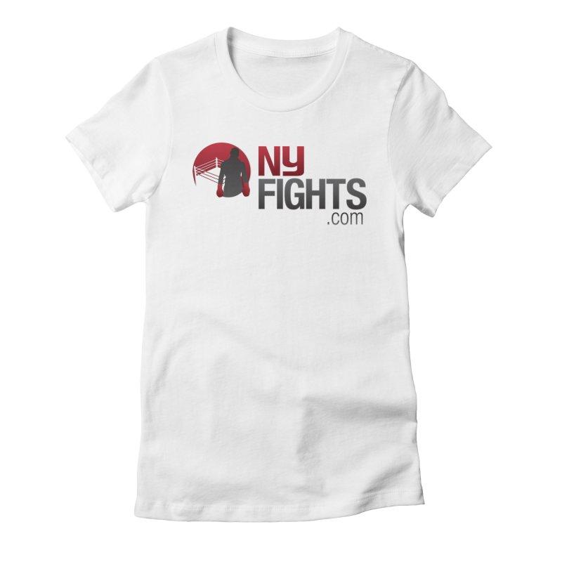 NY FIGHTS Women's T-Shirt by NY Fights