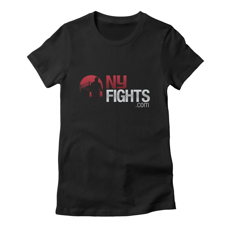 NY FIGHTS PRISTINE Women's T-Shirt by NY Fights