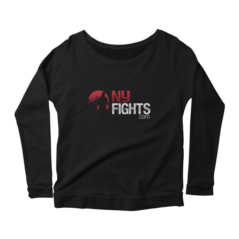 NY FIGHTS PRISTINE Women's Longsleeve T-Shirt by NY Fights