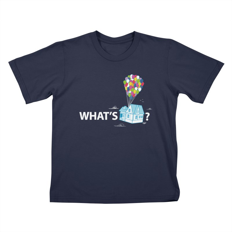What's Up   by Nabhan's Artist Shop