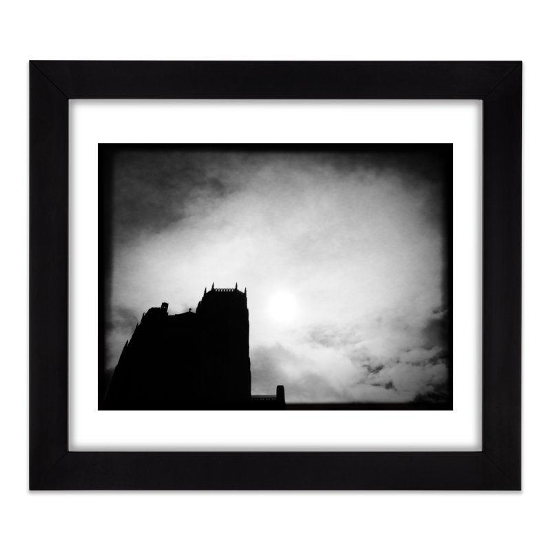 The Cathedral Home Framed Fine Art Print by NadineMorgan's Artist Shop