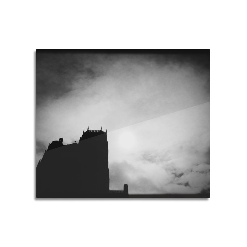 The Cathedral Home Mounted Acrylic Print by NadineMorgan's Artist Shop