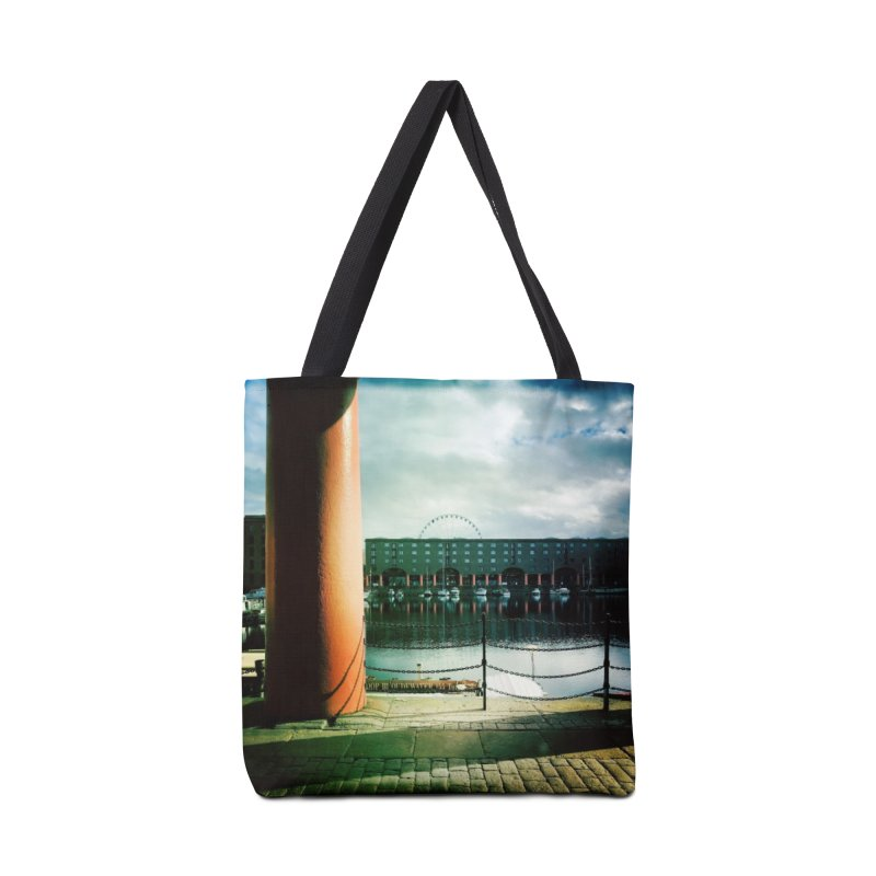 Albert Dock Accessories Bag by NadineMorgan's Artist Shop