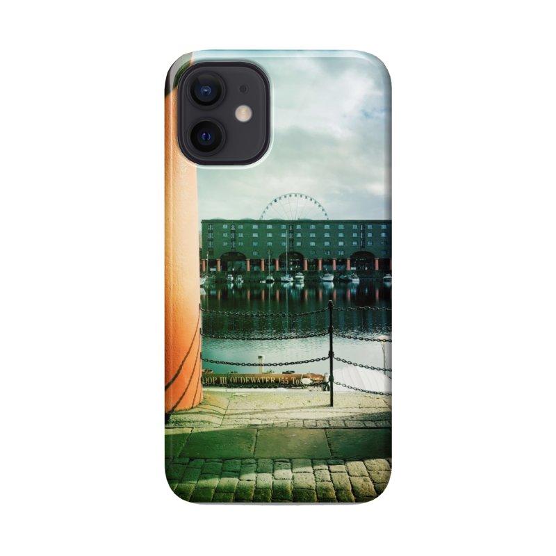 Albert Dock Accessories Phone Case by NadineMorgan's Artist Shop