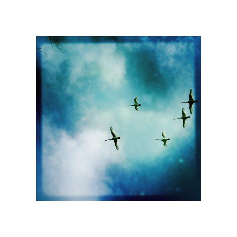 Birds In Flight Accessories Mug by NadineMorgan's Artist Shop