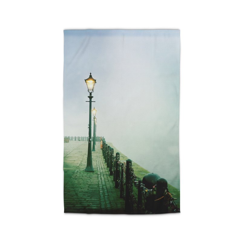 Light In The Fog Home Rug by NadineMorgan's Artist Shop