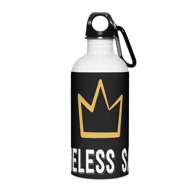 Crown Accessories Water Bottle by Nameless Saint