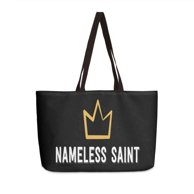 Crown Accessories Weekender Bag Bag by Nameless Saint