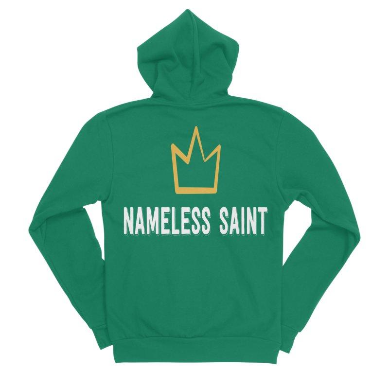 Crown Women's Sponge Fleece Zip-Up Hoody by Nameless Saint