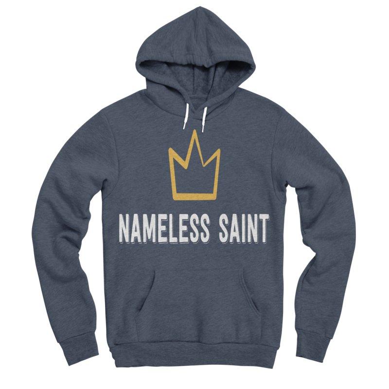 Crown Women's Sponge Fleece Pullover Hoody by Nameless Saint