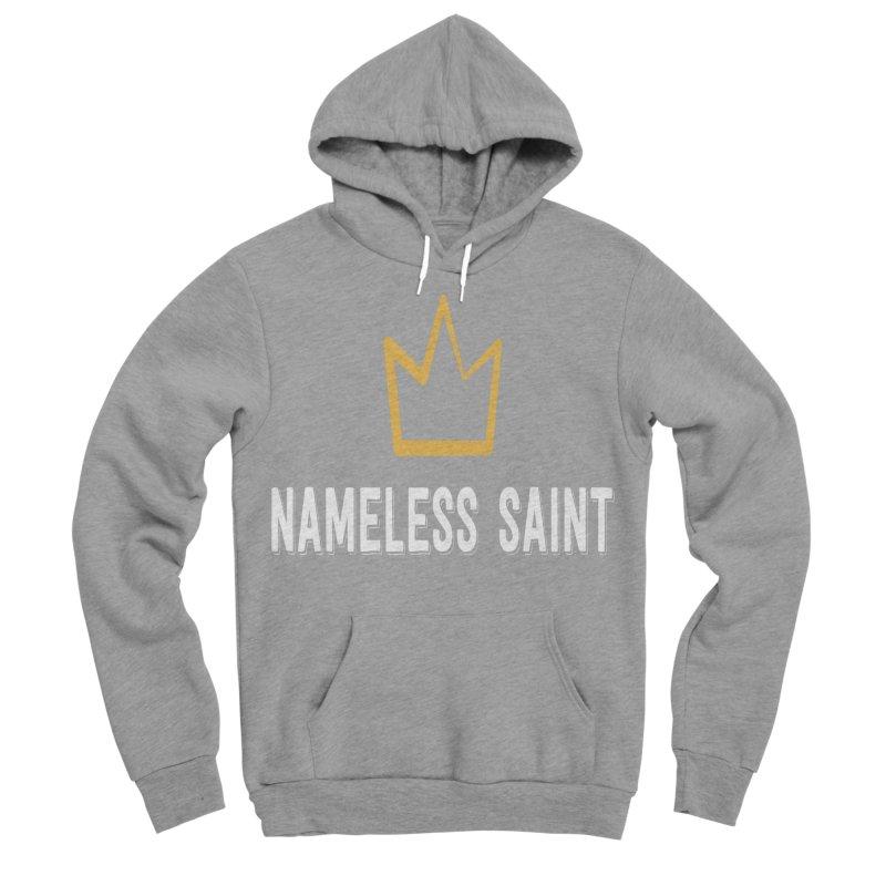 Crown Men's Sponge Fleece Pullover Hoody by Nameless Saint