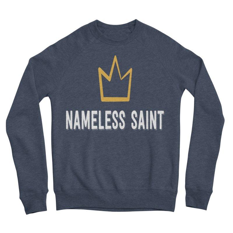 Crown Women's Sponge Fleece Sweatshirt by Nameless Saint