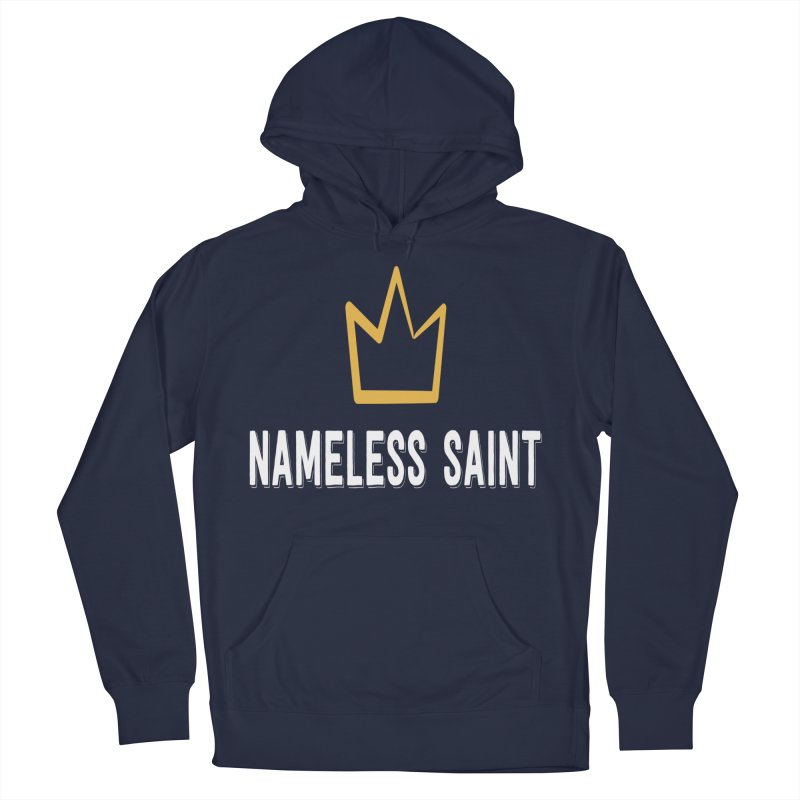 Crown Men's Pullover Hoody by Nameless Saint