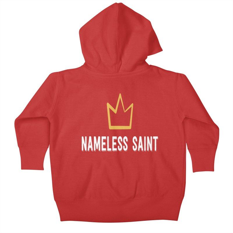 Crown Kids Baby Zip-Up Hoody by Nameless Saint