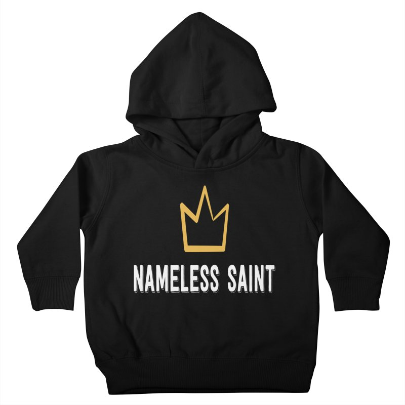 Crown Kids Toddler Pullover Hoody by Nameless Saint