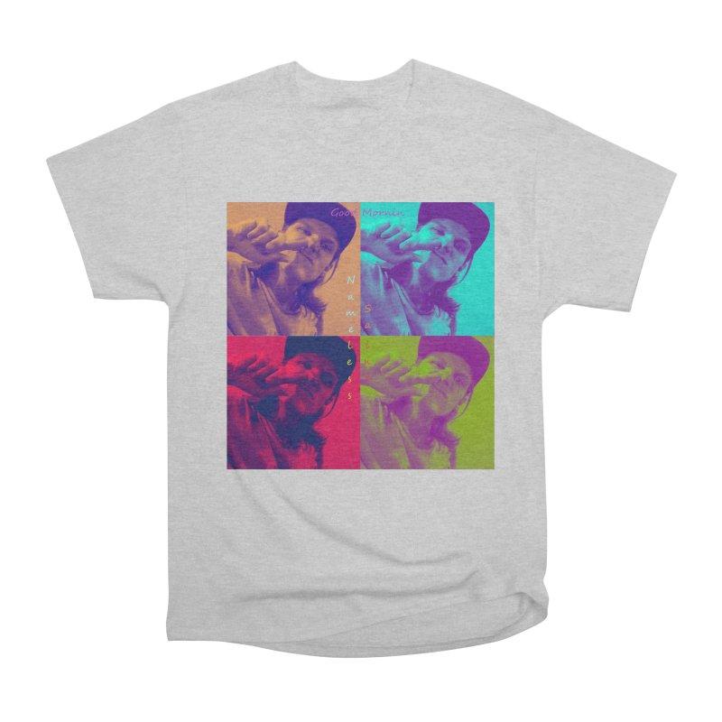 Good Mornin Men's Heavyweight T-Shirt by Nameless Saint