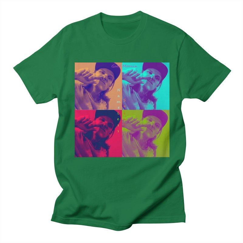 Good Mornin Women's Regular Unisex T-Shirt by Nameless Saint