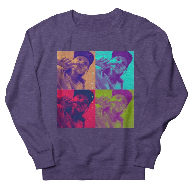 Good Mornin Women's French Terry Sweatshirt by Nameless Saint